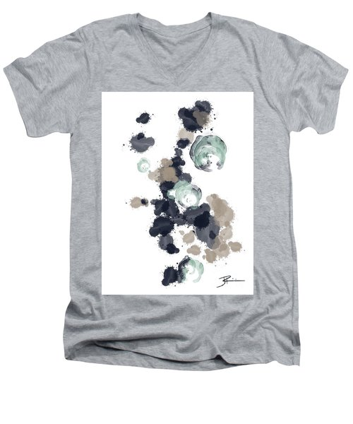 Ocean Vibes I Men's V-Neck T-Shirt