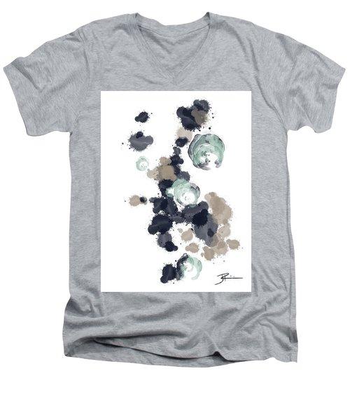 Ocean Vibes I Men's V-Neck T-Shirt