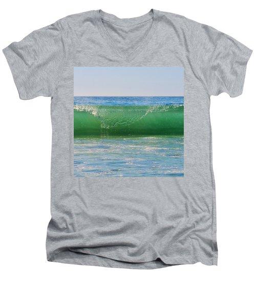 Ocean Wave Men's V-Neck T-Shirt