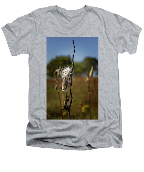 October Forests Men's V-Neck T-Shirt