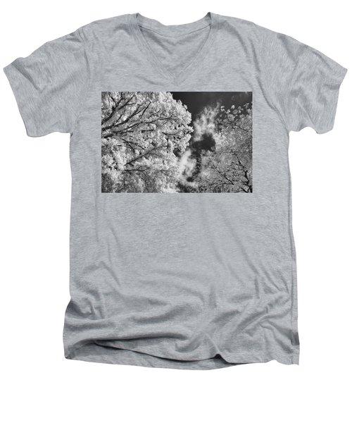 October Sky Ir Men's V-Neck T-Shirt