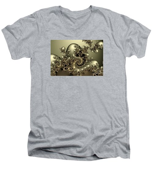 Octopus Men's V-Neck T-Shirt
