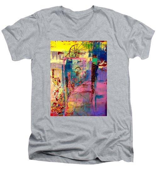 Of South 1 Men's V-Neck T-Shirt