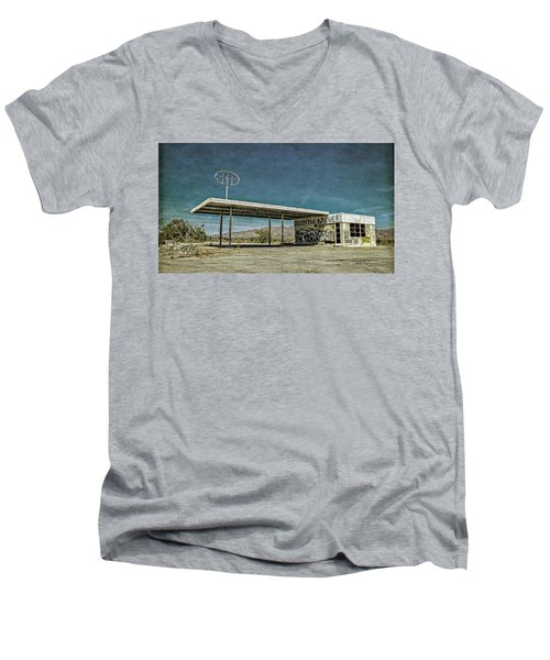 Off Highway 10 Men's V-Neck T-Shirt