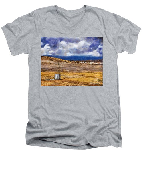 Off The Beaten Path I Men's V-Neck T-Shirt