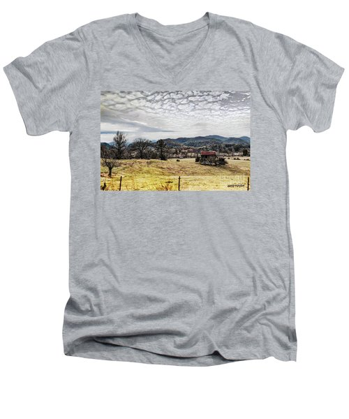 Off The Beaten Path II Men's V-Neck T-Shirt