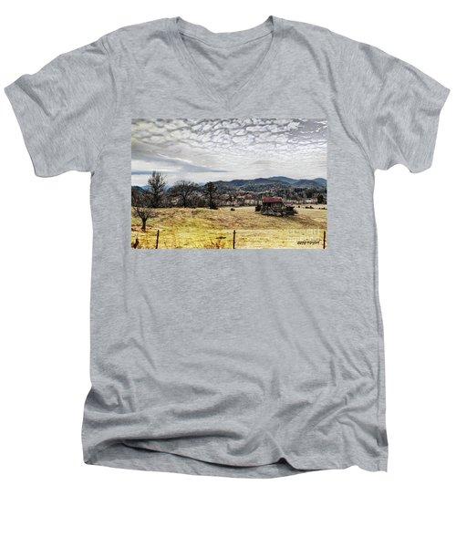 Off The Beaten Path II Men's V-Neck T-Shirt