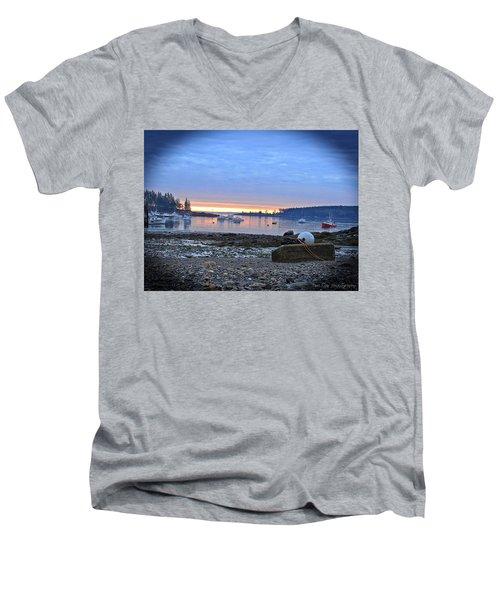 Office Of The Sea Men's V-Neck T-Shirt