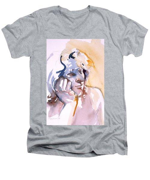 Ogden 2 Men's V-Neck T-Shirt