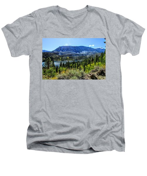 Oh What A View Men's V-Neck T-Shirt