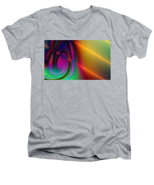 Ojos Dulces Men's V-Neck T-Shirt