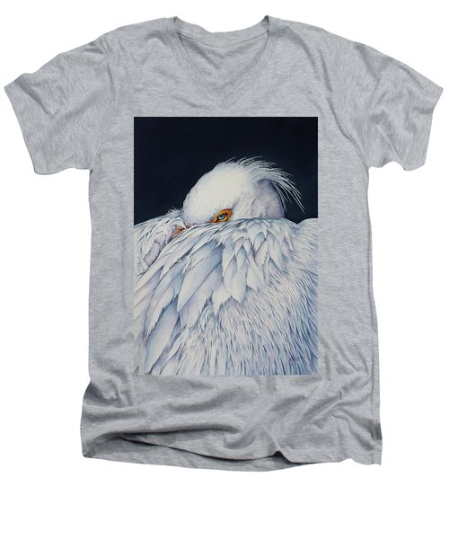 Old Blue Eyes Men's V-Neck T-Shirt