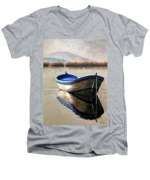 Old Boat Men's V-Neck T-Shirt