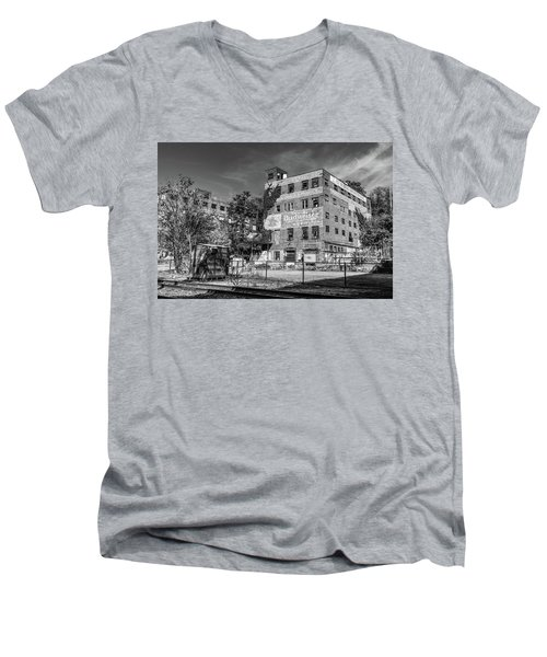 Old Brewery Men's V-Neck T-Shirt