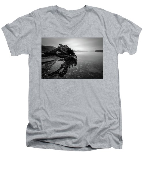 Old Driftwood Men's V-Neck T-Shirt