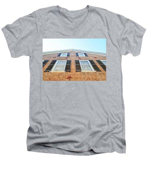 Old Hentucky Home  Men's V-Neck T-Shirt
