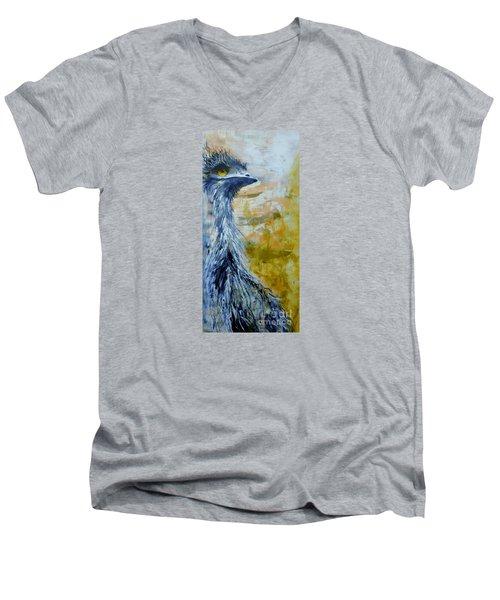 Old Man Emu Men's V-Neck T-Shirt