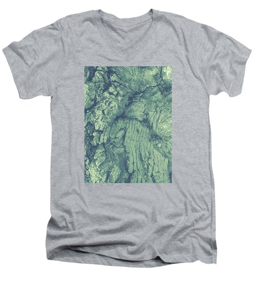 Old Man Tree Men's V-Neck T-Shirt