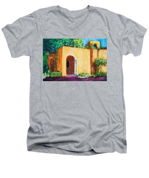 Old Mesilla Men's V-Neck T-Shirt
