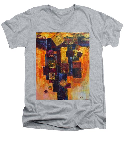 Old News Men's V-Neck T-Shirt