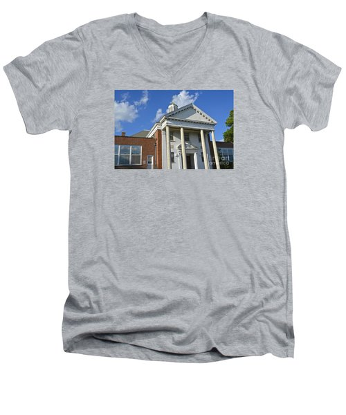 Old Paradise Elementary School Men's V-Neck T-Shirt