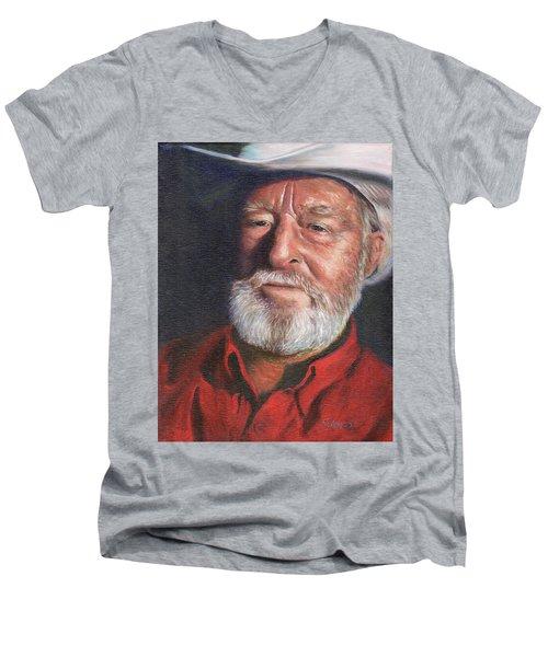 Old Ranger Men's V-Neck T-Shirt