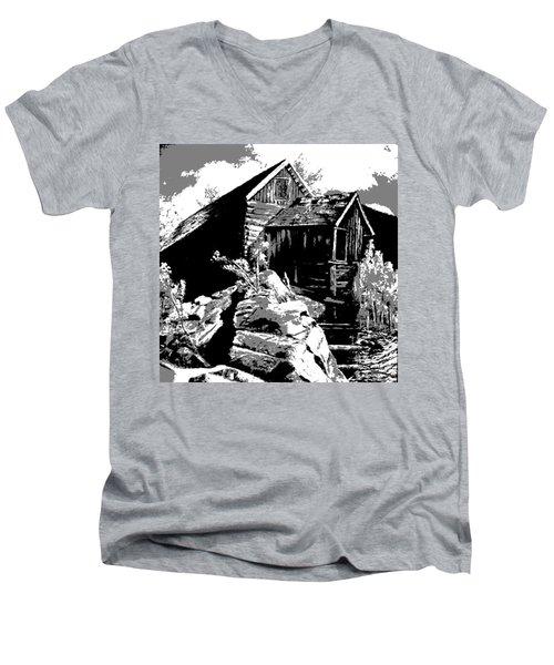 Old Rocky Mill Men's V-Neck T-Shirt
