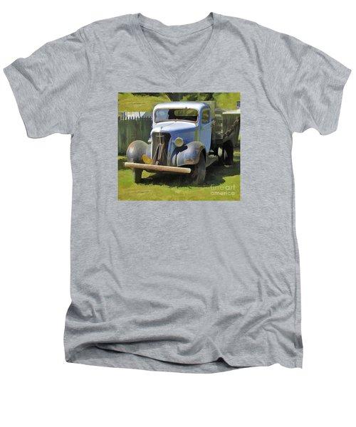 Old Soul #2 Men's V-Neck T-Shirt