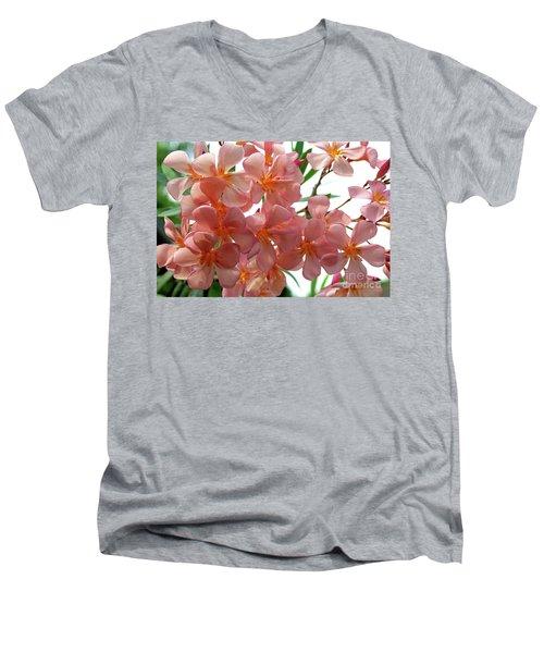 Oleander Dr. Ragioneri 4 Men's V-Neck T-Shirt