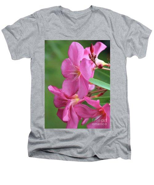 Oleander Maresciallo Graziani 2 Men's V-Neck T-Shirt