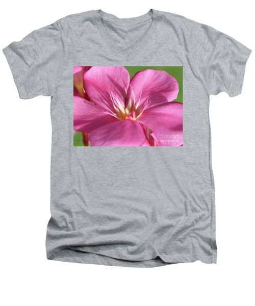 Oleander Maresciallo Graziani 3 Men's V-Neck T-Shirt