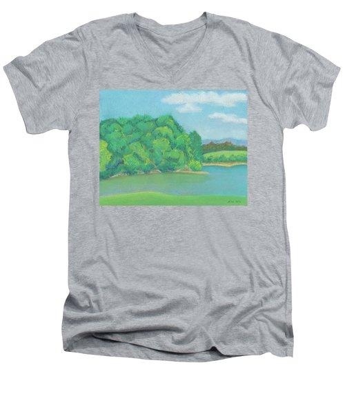 Omega Afternoon Men's V-Neck T-Shirt