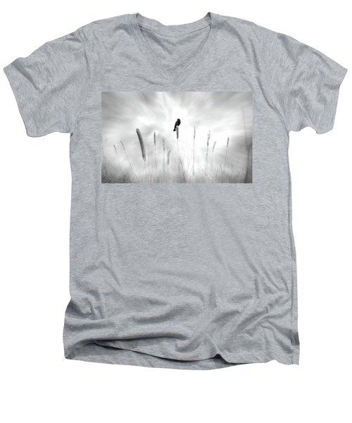 Omen Men's V-Neck T-Shirt
