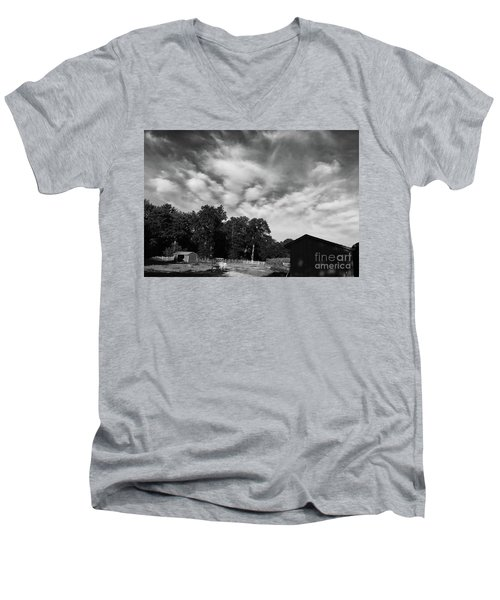 Ominous Sky Men's V-Neck T-Shirt