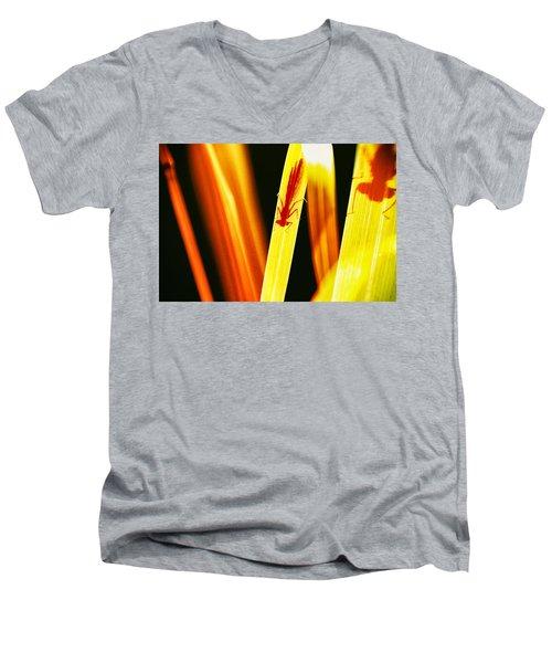On Air 4 Men's V-Neck T-Shirt