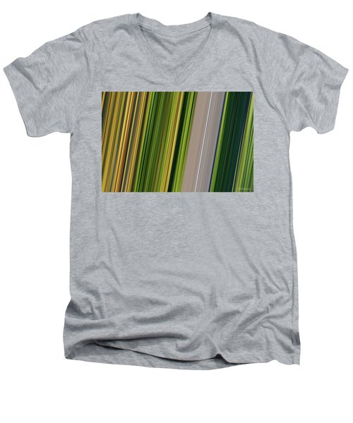 On Road II Men's V-Neck T-Shirt