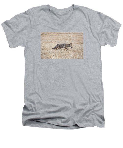 On The Hunt Men's V-Neck T-Shirt