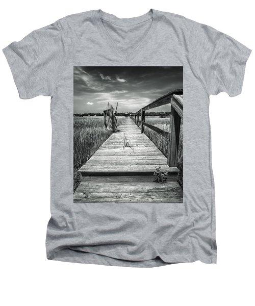 On The Island Men's V-Neck T-Shirt
