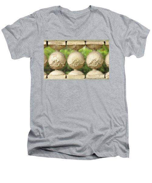 On The Other Side Men's V-Neck T-Shirt