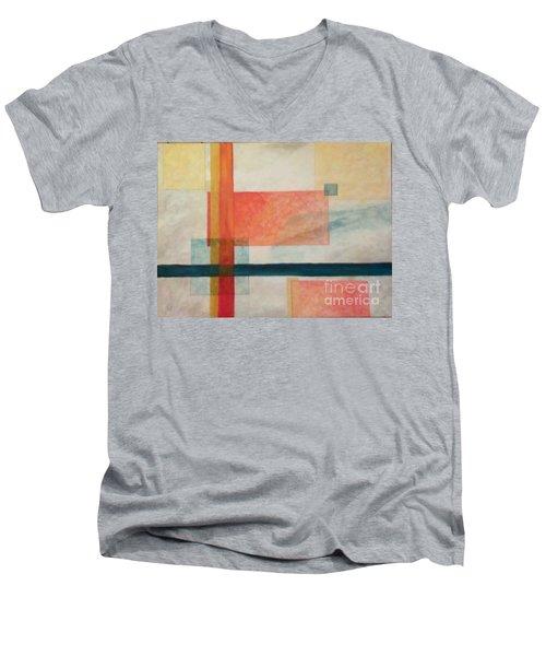 Transparencies Men's V-Neck T-Shirt