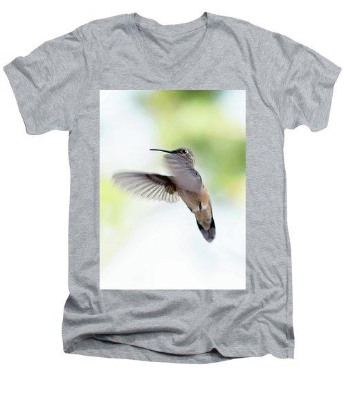 On The Wing 2 Men's V-Neck T-Shirt