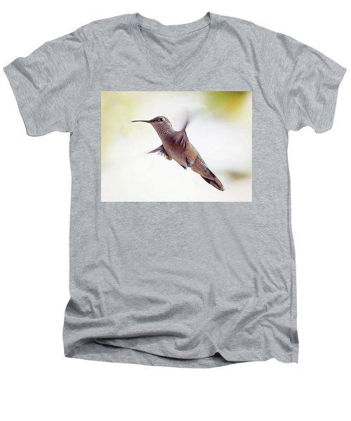 On The Wing Men's V-Neck T-Shirt