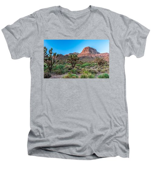 Once Upon A Time In The West Men's V-Neck T-Shirt