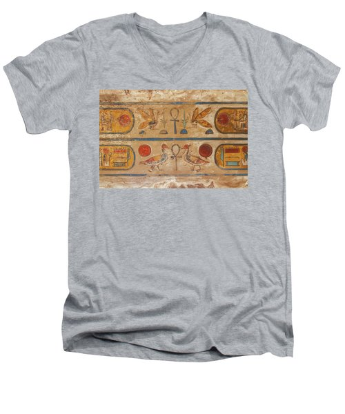 Once Upon A Time Men's V-Neck T-Shirt by Silvia Bruno