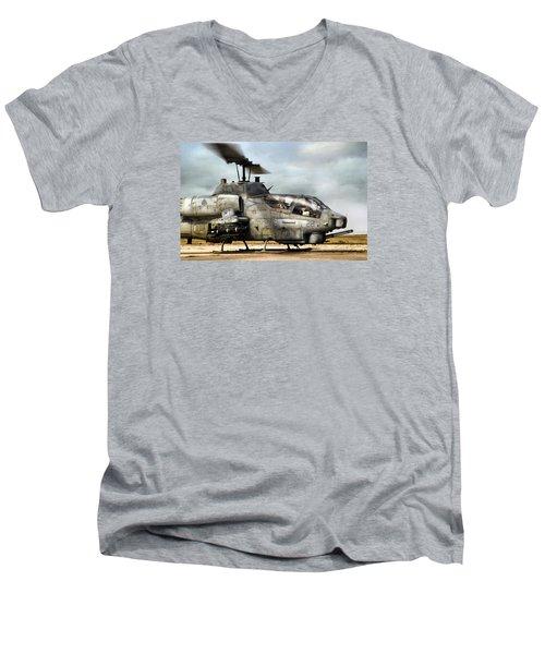 Ophidiophobia Men's V-Neck T-Shirt