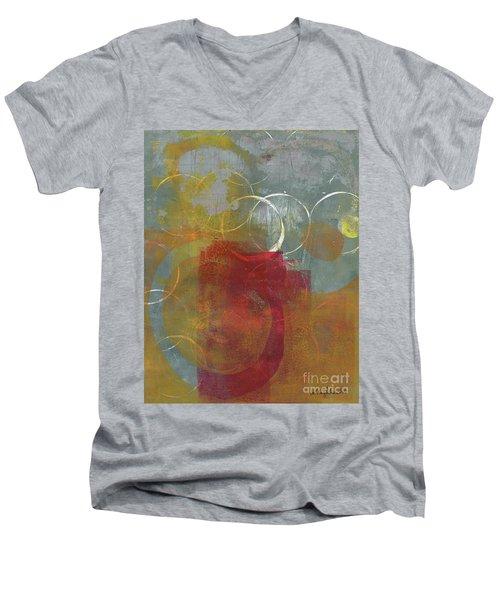 Orbs Men's V-Neck T-Shirt