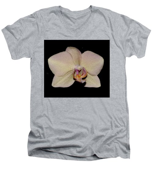 Orchid 2016 2 Men's V-Neck T-Shirt