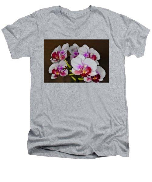 Orchid 306 Men's V-Neck T-Shirt