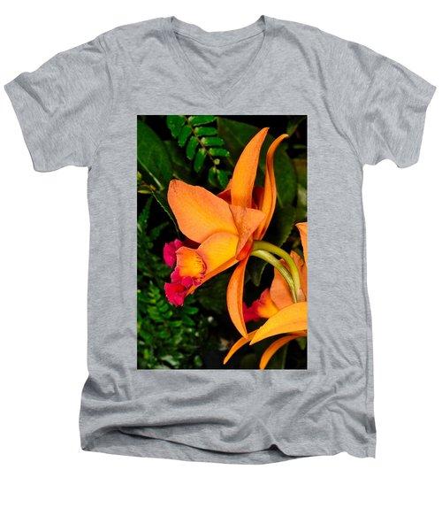 Orchid 355 Men's V-Neck T-Shirt
