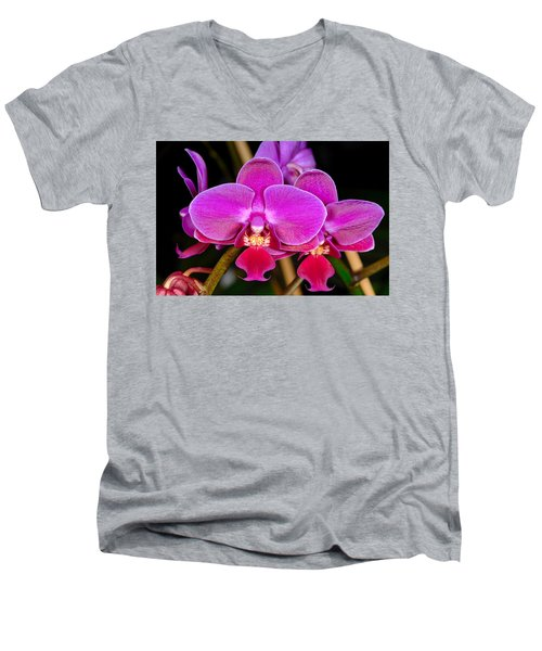 Orchid 422 Men's V-Neck T-Shirt